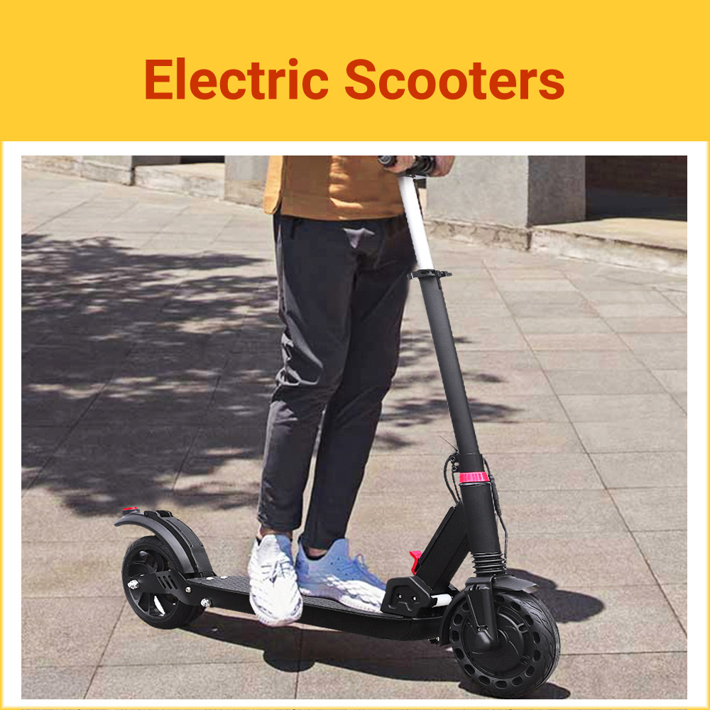 Electric Scooters Norwich